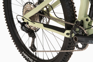 Privateer 141 Seat Stays and Drive Train