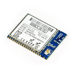 Wiznet WizFi220 serial to WiFi module with Additional Power Amplifier, U.FL connector