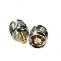 ELE-NM-SMAF-CN - N-Male to SMA-Female Adapter