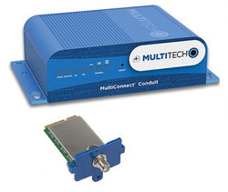 MTCDT-LAP3-246A-915-AU - Multitech Australia Cat1 LTE, Ethernet LoRa Conduit gateway with GPS, Bundled package