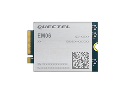 EM06-E - Quectel 4G LTE Cat6 M.2 Card - AU version
