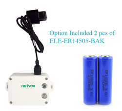 R718N13 - Netvox LoRaWan Wireless 1-Phase Current Meter sensor 30A Split Core