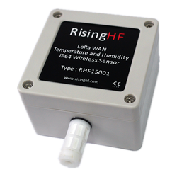 RisingHF - RHF1S001 Wireless LoRa WAN Temperature and Humidity Sensor
