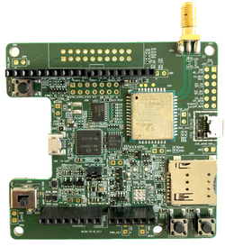 BC66NBTEB-KIT - Quectel BC66 LTE NBIoT test and development Board