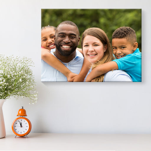 Stretched Photo Canvas 16 x 12 inch
