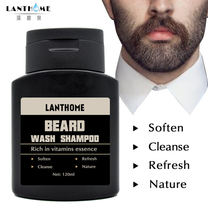 Men's Moustache Shaping Beard