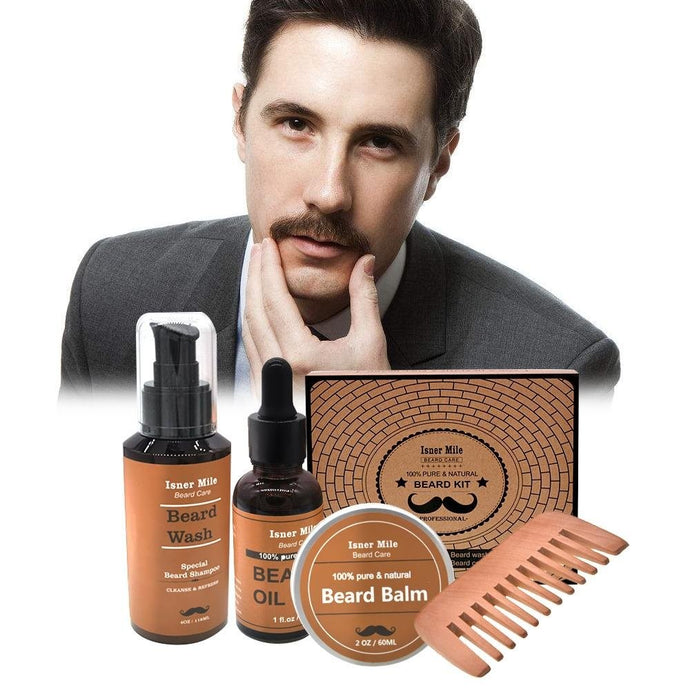Eulan Men Beard Care Kit