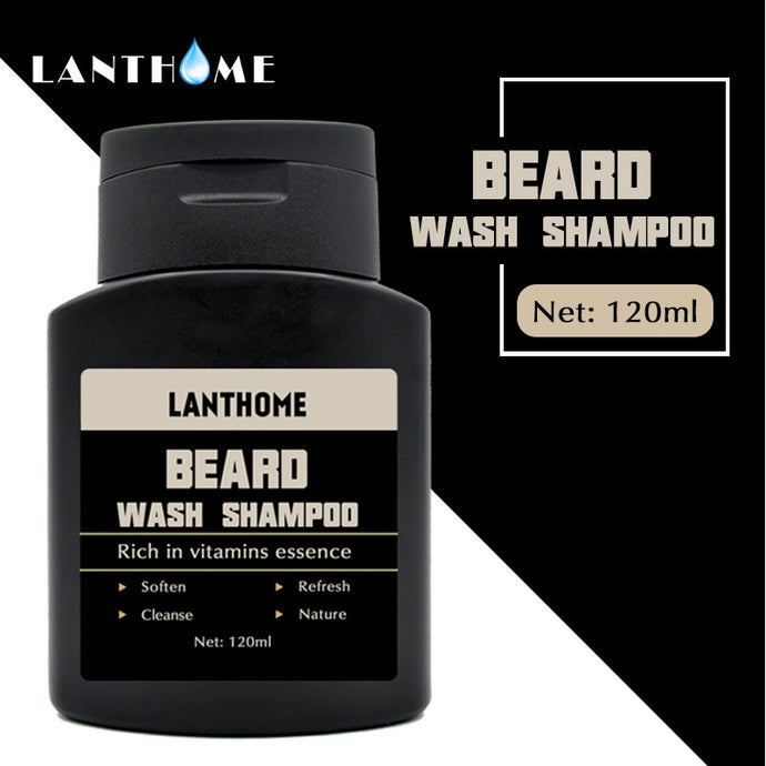 Beard Shampoo and Conditioner Anti Frizz