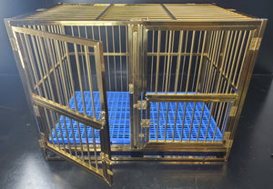 "43"" Heavy Duty Dog Kennel"
