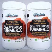 FULL SPECTRUM TURMERIC -  2 x 355g - BUNDLE & SAVE $ 20