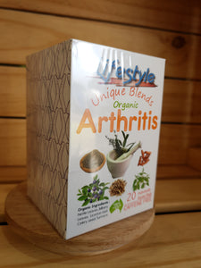 Arthritis Herbal Tea Blend - Tea Bag