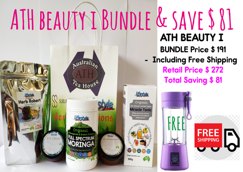 ATH BEAUTY I BUNDLE & SAVE $ 81