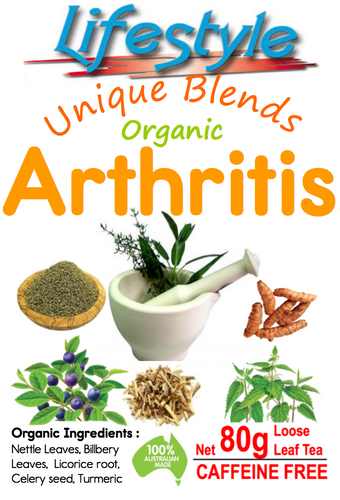 Arthritis Herbal Tea Blend  - Loose Leaf