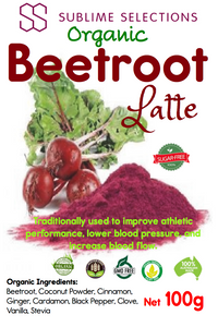 Beetroot Latte - Loose leaf
