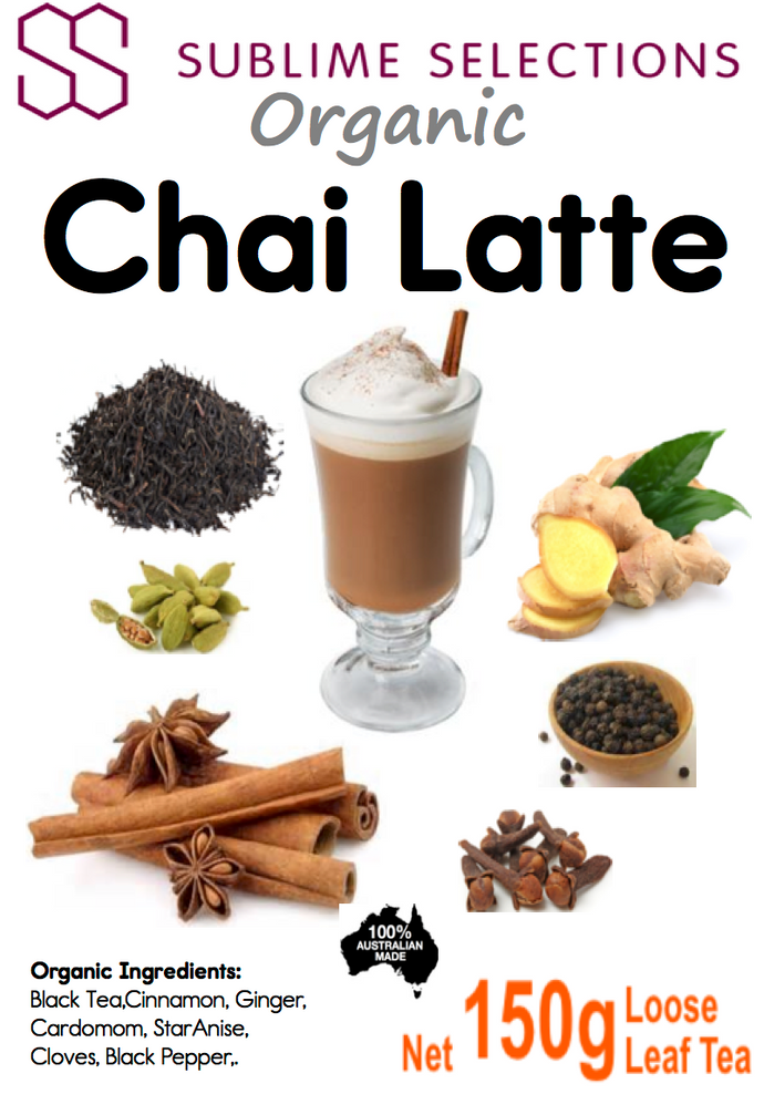 Chai Latte 150g - Loose leaf