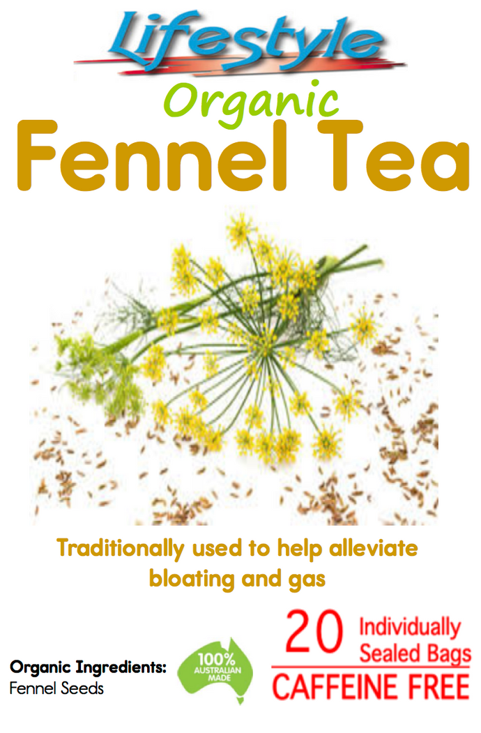 Fennel Seed Tea - Tea Bag