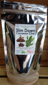 Slim Down Cinnamon Chai 150g - Loose Leaf