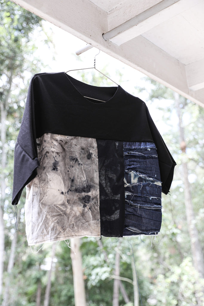 CZ Denim Crush Tee No. 7