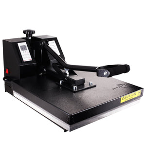 "15""x15"" Industrial Quality Digital Sublimation T-Shirt Heat Press Machine"