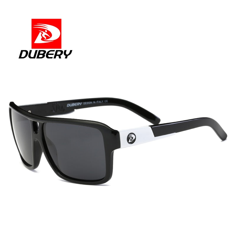 54935adc6d ... DUBERY 2018 Men s Polarized Dragon Sunglasses Driving Sun Glasses Men  Women Sport Fishing Luxury Brand Designer