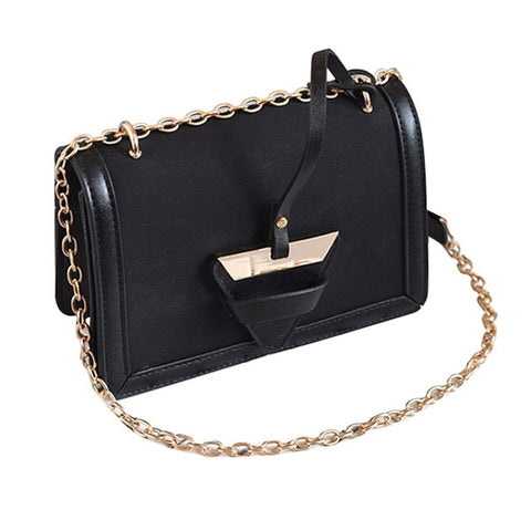 72439f9cd376 Aelicy chains bag female pu leather famous brand bag women luxury 2019  fashion ladies women's purses and hand bags crossbody bag