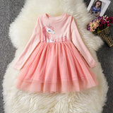1de6a2ad404f Up Clothes Kids Tulle Cinderella Dress Toddler 2 3 4 5 6 8T Princess  Costume for