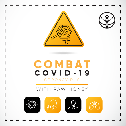 Can Honey Fight Against Covid-19?