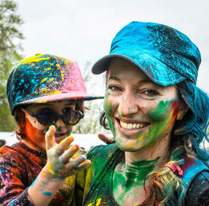 How to Put on a Color Powder Fun Run