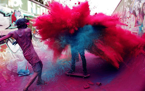 buy color run chalk powder