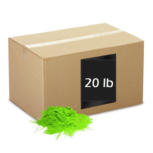 color powder green 20lb box holi colored chalk cornstarch
