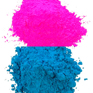 Gender Reveal Color Powder