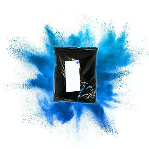 Gender Reveal Tire Burnout Bag
