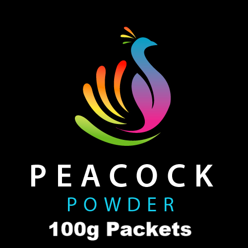 100g Packet Holi Color Powder