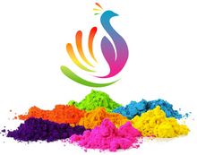 event color festival powder fun run race holi color powder party individual sample pack