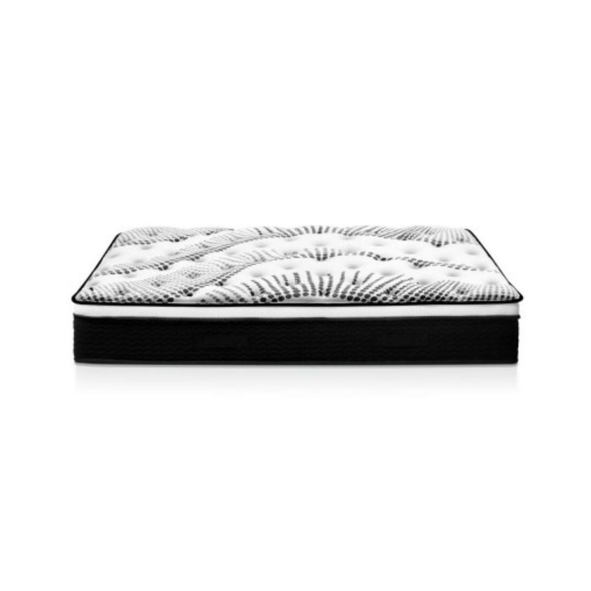 LUXE Euro Spring Foam Mattress - OH MY Mattress