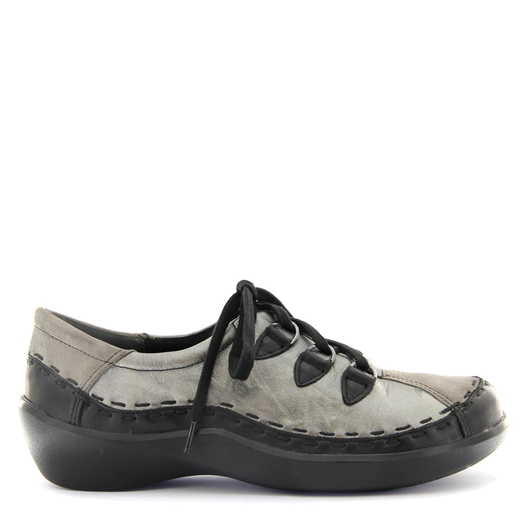 6290f90468 Shop ALLSORTS XW - BLACK SLATE PEWTER by ZIERA - Ian's Shoes for Women