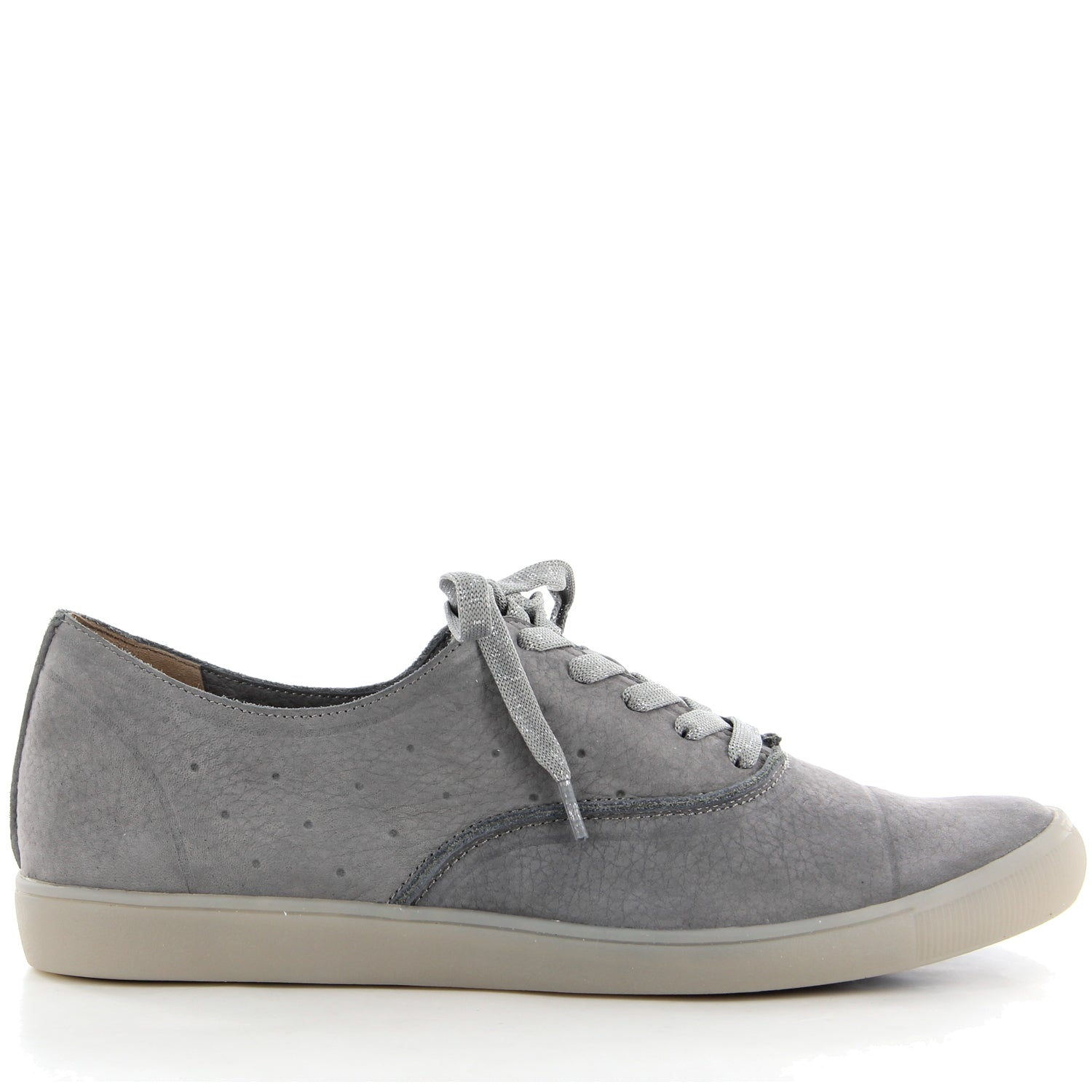 DIAMOND FF - GREY NUBUCK