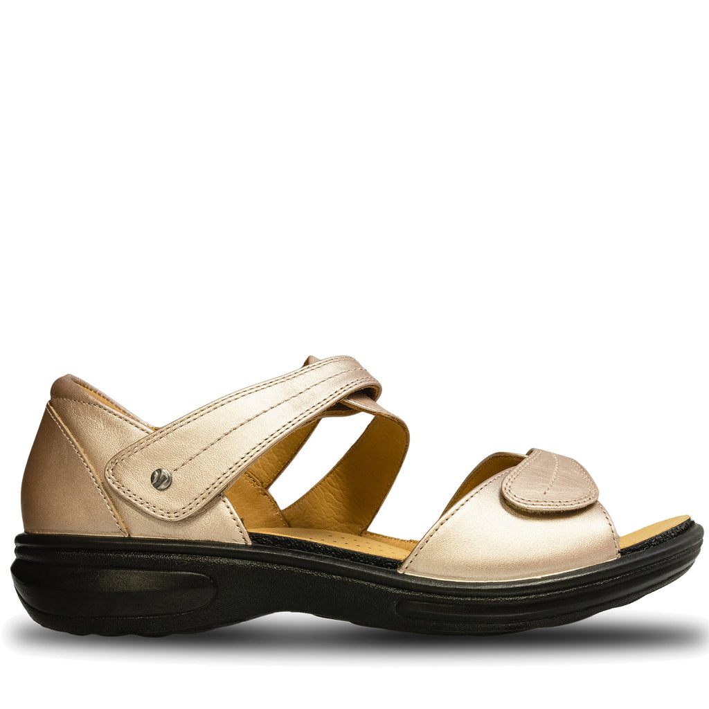 4a9bfb9fbfc8 Shop GENEVA - CHAMPAGNE by REVERE - Ian s Shoes for Women