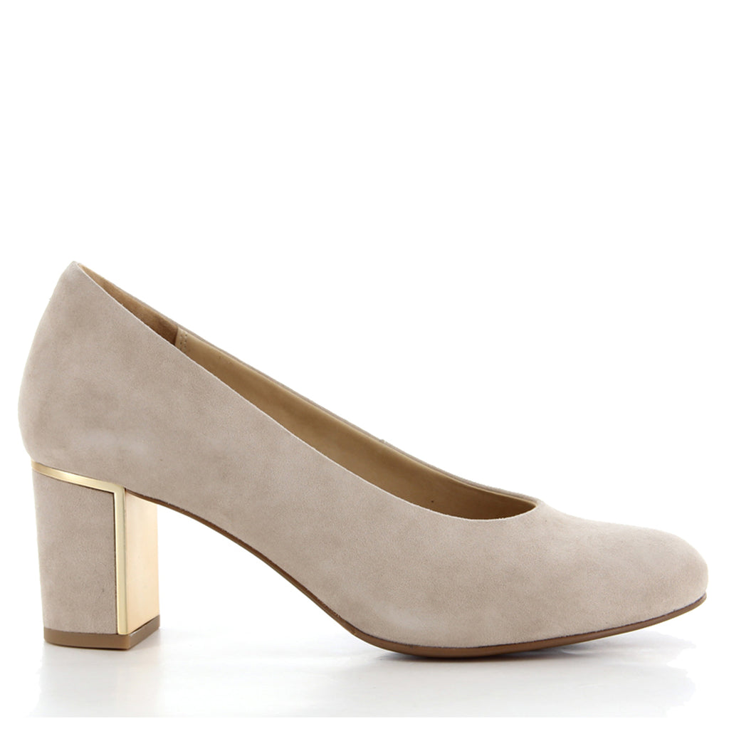 162d0fa4e1f2 Shop TAMRA FF - BEIGE SUEDE by ZIERA - Ian s Shoes for Women