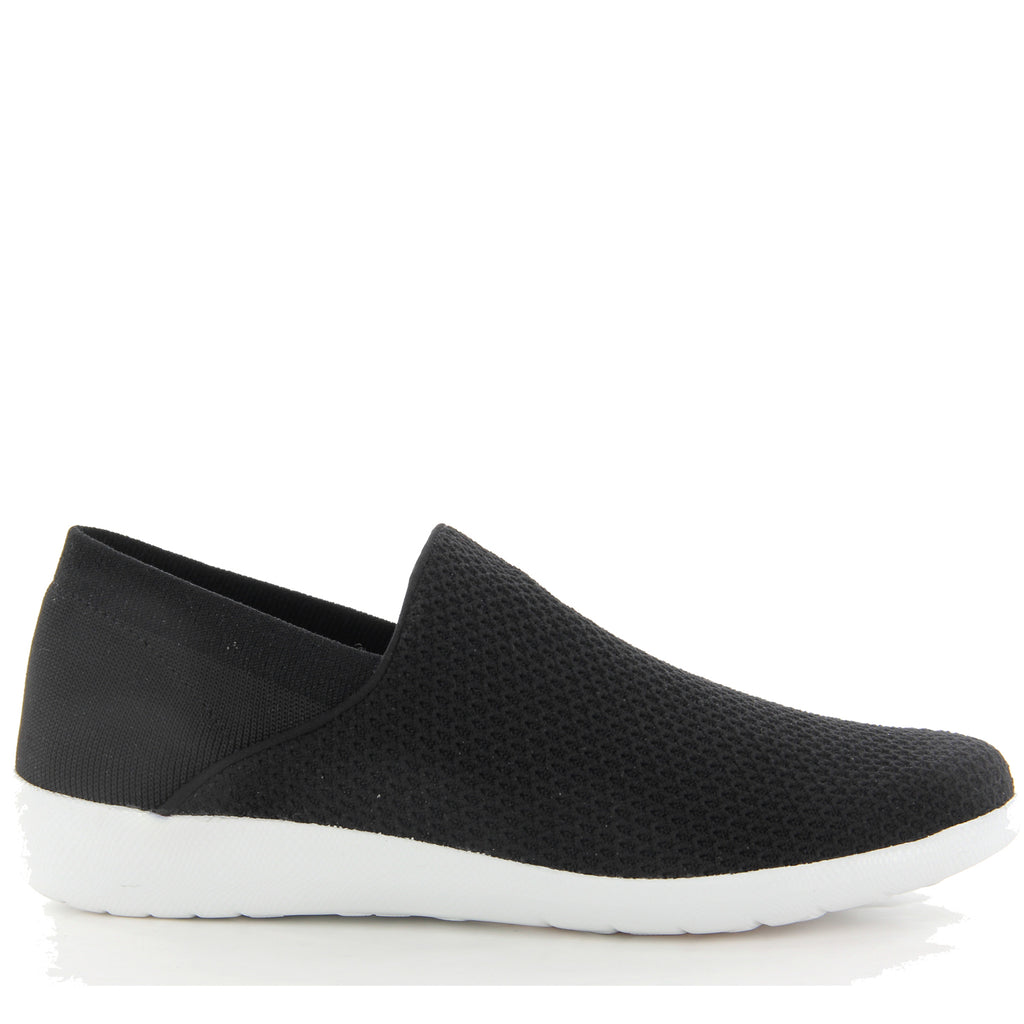 UDELLA FF - BLACK KNIT