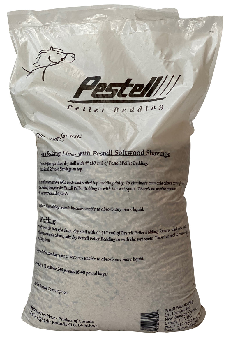 Pestell Pelleted Bedding