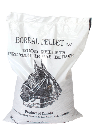 Boreal Pelleted Bedding