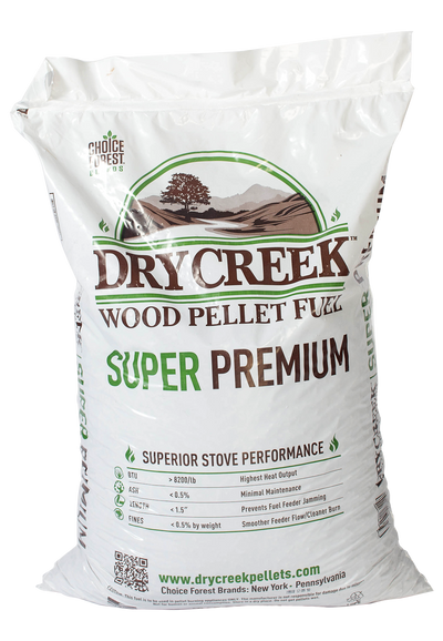 Dry Creek Super Premium Pellets