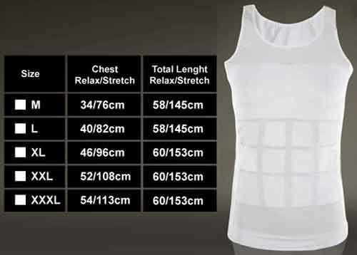 SLIMMING SHAPER VEST