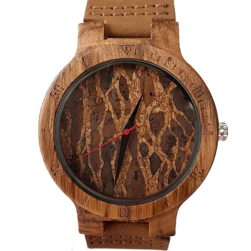 Core Cork IV | Zebrawood & Cork - TreeTicker