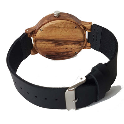 Core | Zebrawood & Cork - TreeTicker