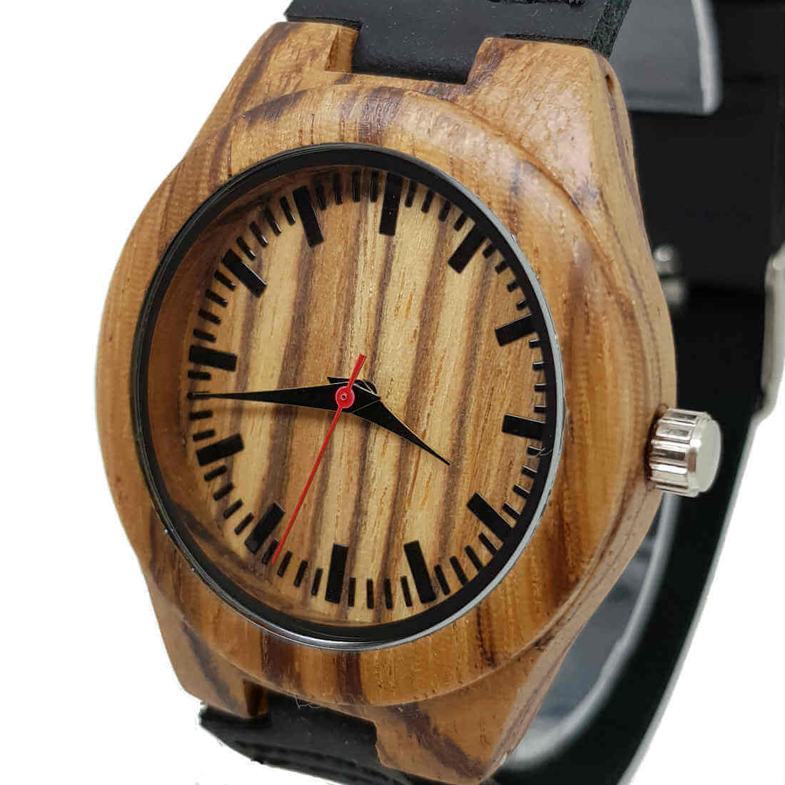 Zeera | Zebrawood - Tree Ticker