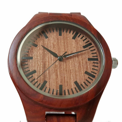 Kirabo | Red Sandalwood - Tree Ticker