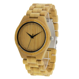Bamabo | Bamboo Watch | Wooden Watches UK - TreeTicker