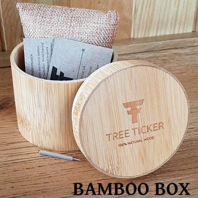 Bamabo | Groomsmen Watches x6 - Tree Ticker